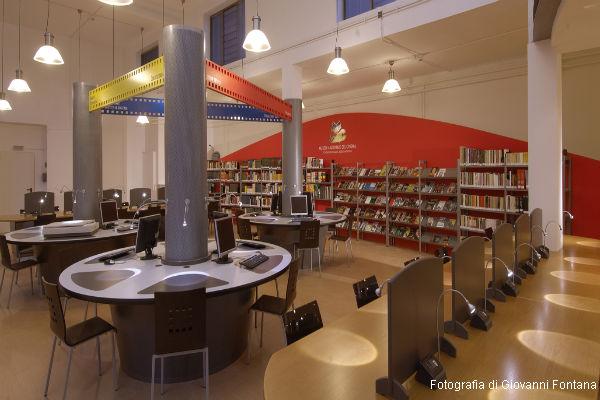 bibliomediateca_mario_gromo
